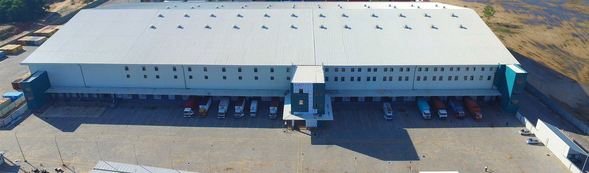 Launching Spectra Logistics Facility